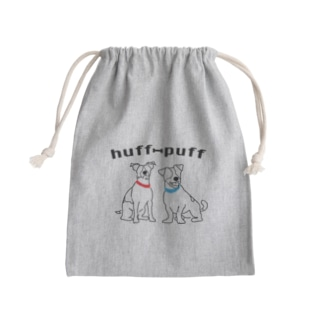 huff- puff  Kinchaku