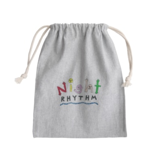 "Night Rhythm ""logo illustration"" series -Others- Kinchaku"