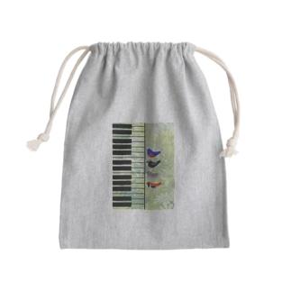 nonaの奄美の鳥のピアノ四重奏♪ Kinchaku