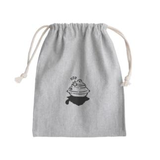 分福茶釜 Kinchaku