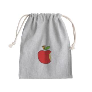 かじられりんご Kinchaku