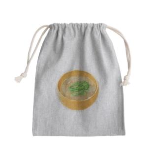 たべものスケッチ-菜の花- Kinchaku