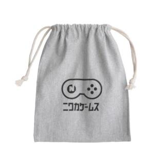 シャンブリック巾着 Kinchaku