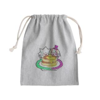 ホットケーキ袋 Kinchaku