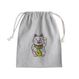 招き猫のススム Kinchaku