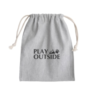 PLAY OUTSIDE きんちゃく Kinchaku
