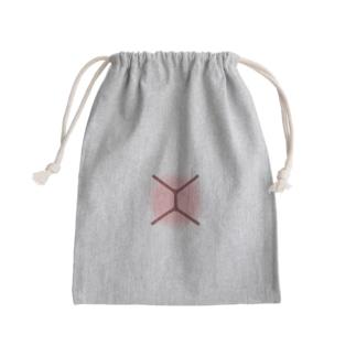 魅惑のY Mini Drawstring Bag