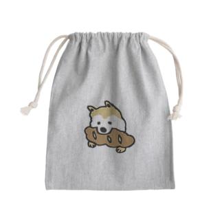 パンをくわえた犬① Kinchaku