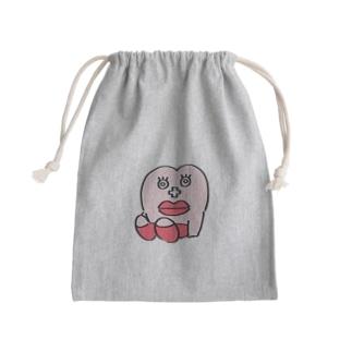 生理ちゃん Mini Drawstring Bag