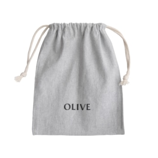 OLIVEロゴ巾着 Kinchaku