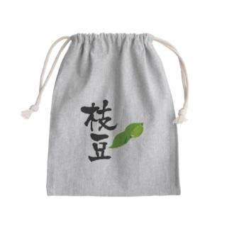 枝豆 Kinchaku