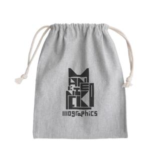 MANEKINEKO / 招き猫 Kinchaku