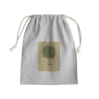 一本の木 Kinchaku