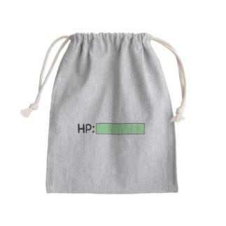 HPは満タンです! Kinchaku