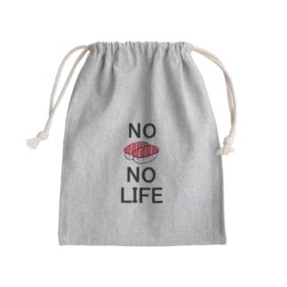 No Sushi No Life Kinchaku