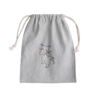 フィドル弾く猫 1 Kinchaku