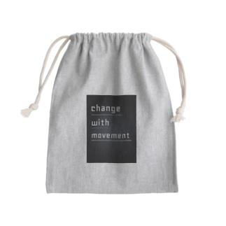 change with movement ~動きと共に変化する~ Kinchaku