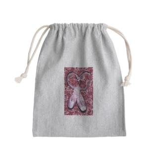 バレエコレクション トウシューズ pink Kinchaku