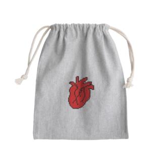 ドットの心臓 Kinchaku
