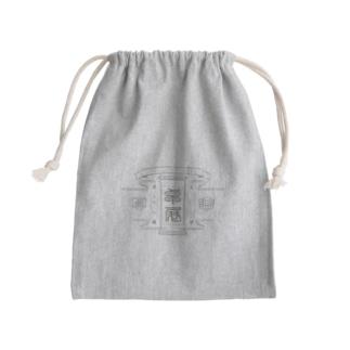 卓商店の卓商店オリジナル巾着 Kinchaku