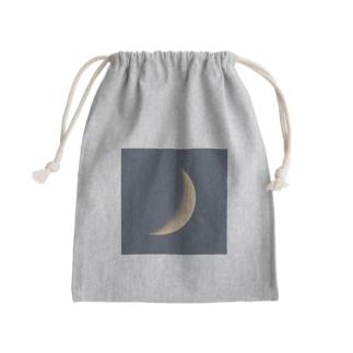 上弦の月🌙 Kinchaku