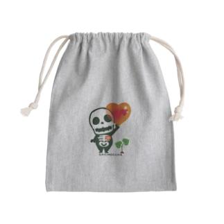 CT66 愛してガイコッチャ Mini Drawstring Bag