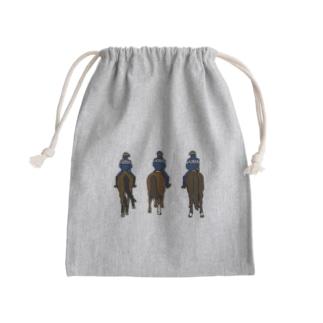 フランス・パリの騎馬隊 Kinchaku