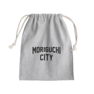 守口市 MORIGUCHI CITY Kinchaku