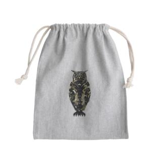 owl Kinchaku