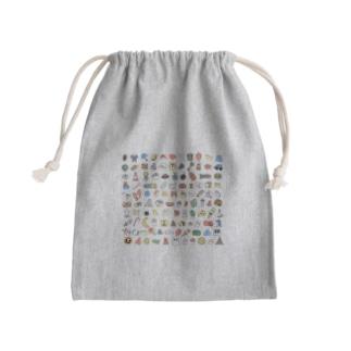 108 Mini Drawstring Bag