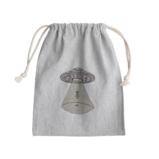 UFOから宇宙人 Kinchaku