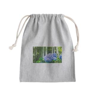 明月院の紫陽花 Kinchaku