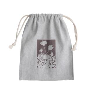 花咲く小径⑥あか Kinchaku