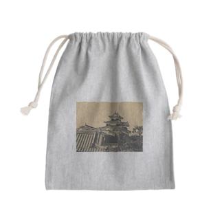 日本の城 小峰城 Kinchaku