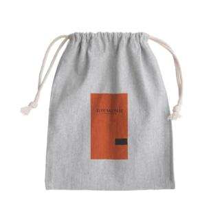 #TMI Mini Drawstring Bag
