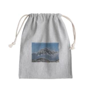 雲海の劔岳 Kinchaku