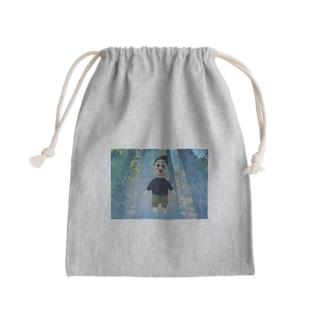 bikke 羊毛フェルトサティ森林浴シリーズ Kinchaku