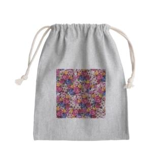 巾着袋 Mini Drawstring Bag