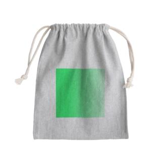 緑グラデーション Kinchaku