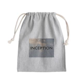 sappori BLOGのinception Mini Drawstring Bag