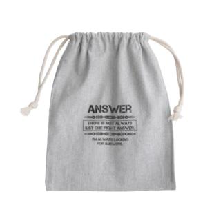 Answer Kinchaku