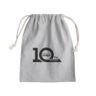 10周年記念ロゴ Kinchaku