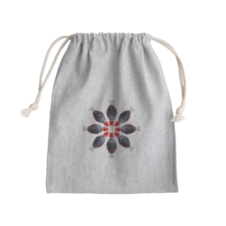 醤油さしワンポイント Mini Drawstring Bag