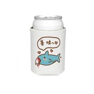 taishiyukiの獰猛なサメ Koozies