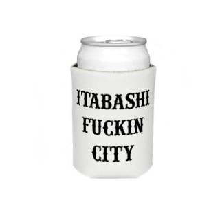 ITBS fuckin city Koozies