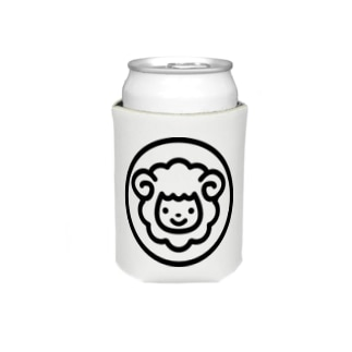 smilesheepグッズ Koozies