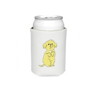 食いしん坊dog Koozies