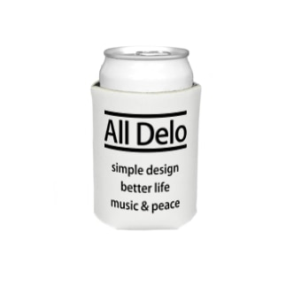 All Delo - better life Koozies