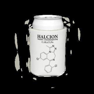 アタマスタイルのハルシオン(トリアゾラムを使用した睡眠導入剤[睡眠薬]):化学:化学構造・分子式 Koozies