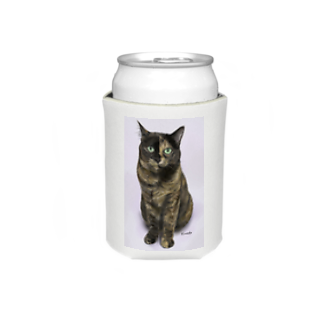kinako-japanのサビ猫のキューちゃん Koozies